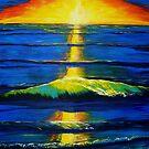 Golden Sunrise by Ciska