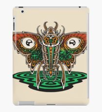 Cosmic Insect - Light iPad Case/Skin