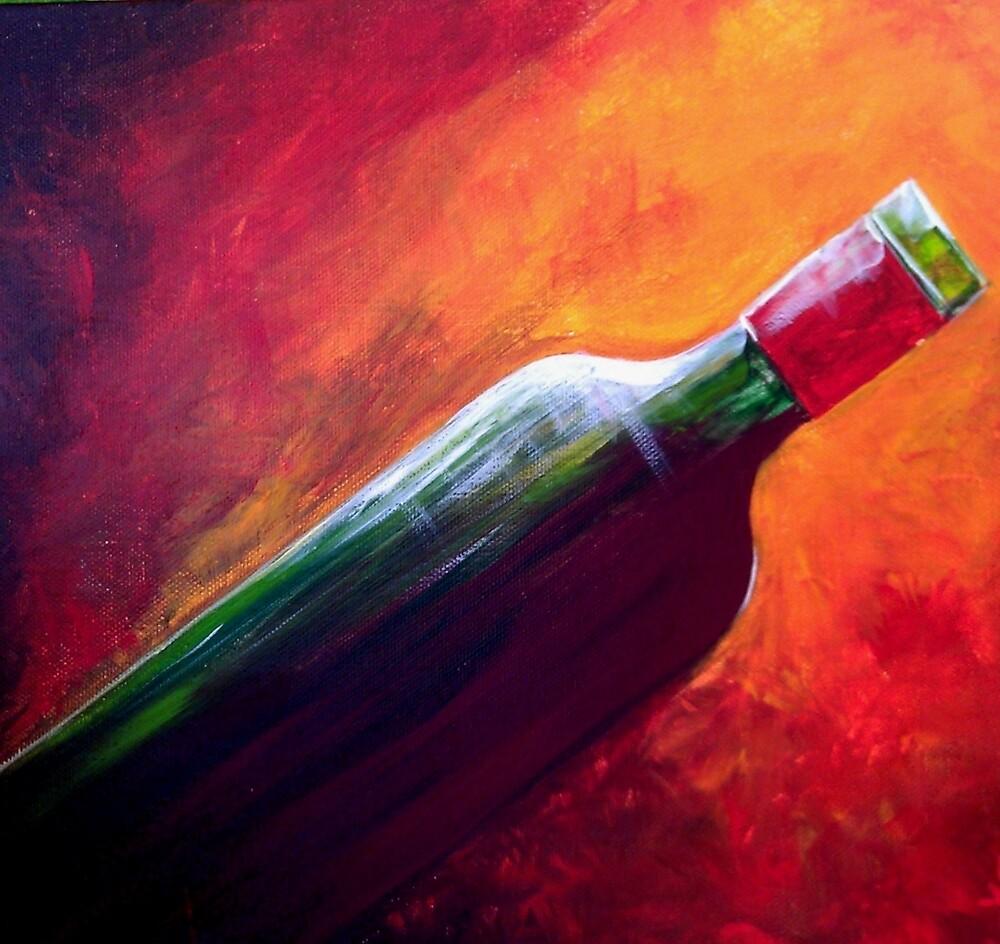 Taste of Red by Ciska