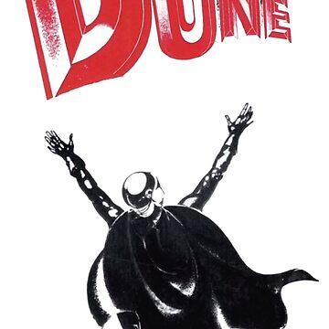 Jodorowsky's Dune by nackdempsey1