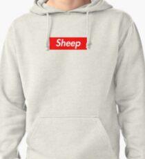 Sheep Logo (Supreme Logo) Pullover Hoodie