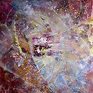 Andromeda Nebula - Space-Age Tale, original Abstract by Dmitri Matkovsky