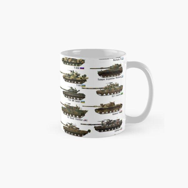 Main Battle Tanks Classic Mug