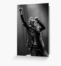 The Verve Greeting Card