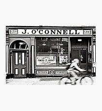 Dublin Pub Photographic Print