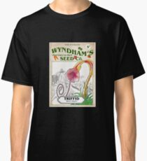 Wyndham's Triffid Seeds : Inspired by The Day of the Triffids Classic T-Shirt