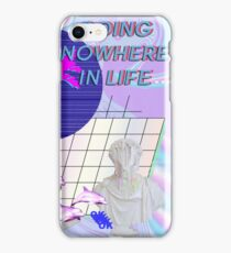 Going  Nowhere  In Life a e s t h e t i c iPhone Case/Skin