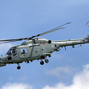 Royal Navy Westland Lynx HMA.8DS by AndyHkr