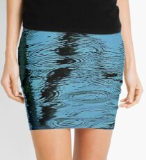 Camouflage by Blue Water Mini Skirt