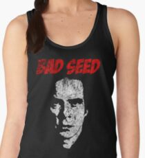 Nick Cave - Bad Seed Women's Tank Top