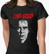 Nick Cave - Bad Seed Women's Fitted T-Shirt