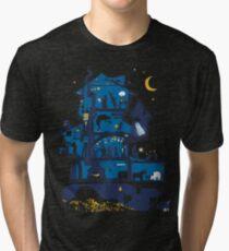 Wizard's Castle Tri-blend T-Shirt