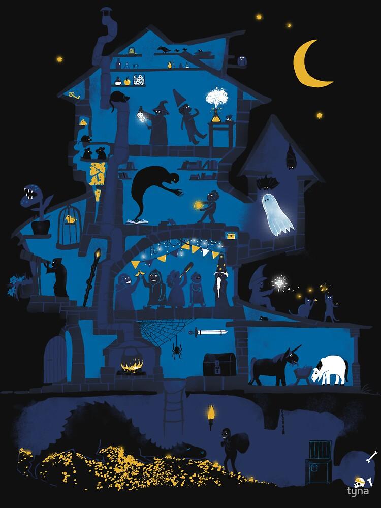 Wizard's Castle by tyna