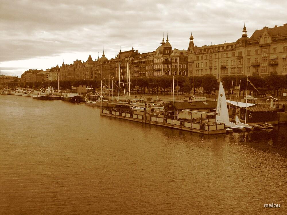 Stockholm by malou