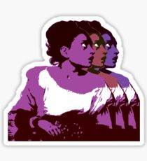 Three Sisters Sticker