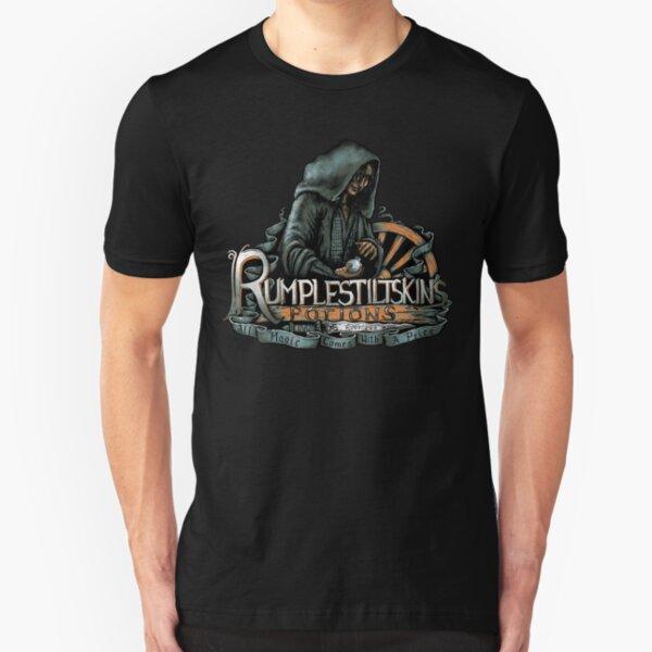 Rumplestiltskin Slim Fit T-Shirt