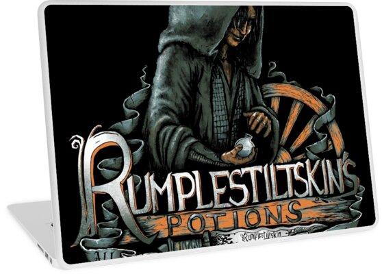 Rumplestiltskin by tyna