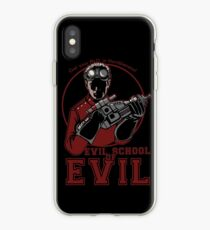Dr. Horrible's Evil School of Evil iPhone Case