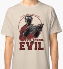 Dr. Horrible's Evil School of Evil Classic T-Shirt