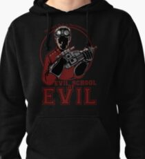 Dr. Horrible's Evil School of Evil Pullover Hoodie