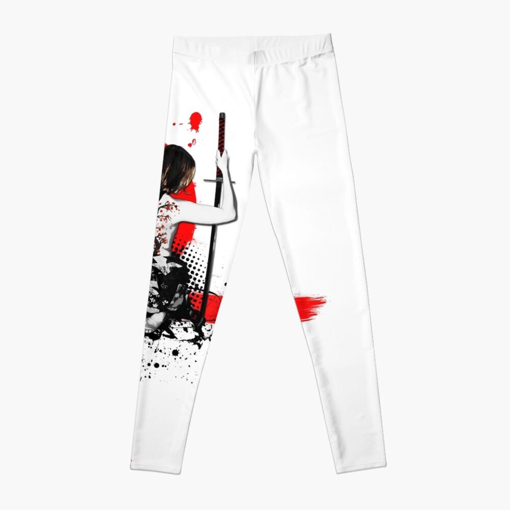 Trash Polka - Female Samurai Leggings