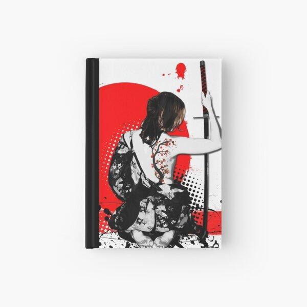 Trash Polka - Female Samurai Hardcover Journal