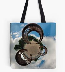Lifford Coins, County Donegal Tote Bag