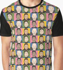 Smeg (Pattern) Graphic T-Shirt