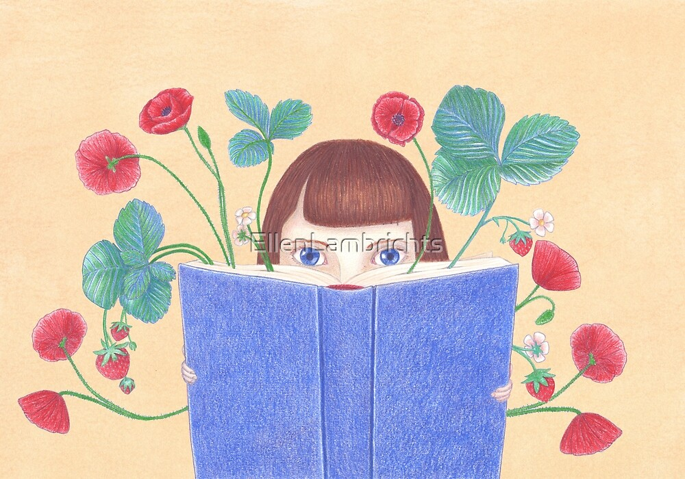 books are gardens in your pocket by EllenLambrichts