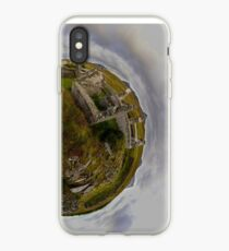 Ruins at Cashelnagor, County Donegal, Ireland iPhone Case