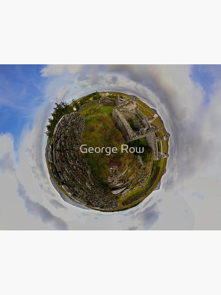 Ruins at Cashelnagor, County Donegal, Ireland by VeryIreland