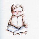 Cry Baby Cry by lynzart