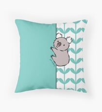 Clinging Koala  Floor Pillow