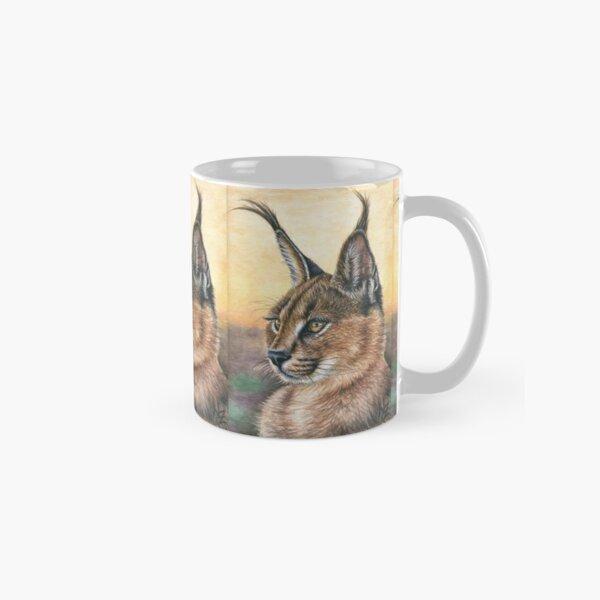 Caracal Sunset Classic Mug