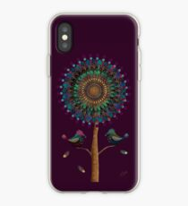 The Mandala Tree iPhone Case