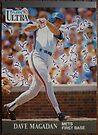 325 - Dave Magadan by Foob's Baseball Cards