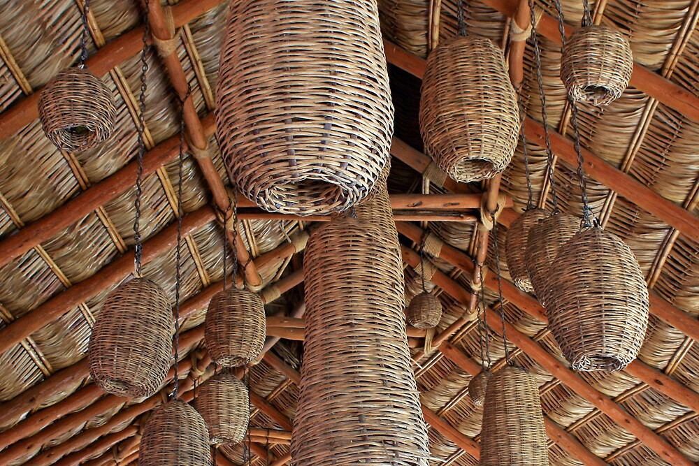Rattan Ceiling by Tim craftmyphoto Farrell