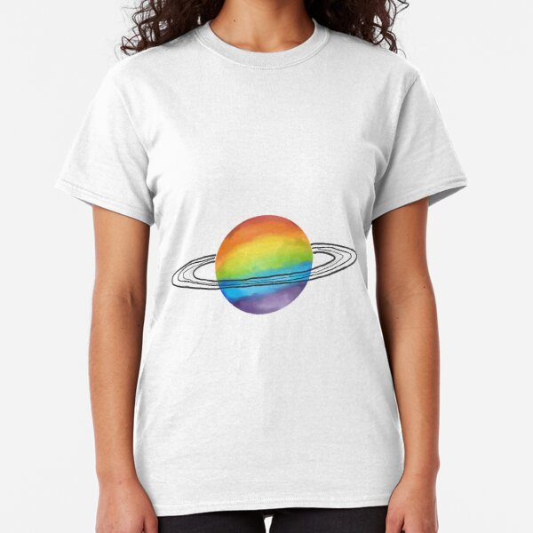 GAY SPACE Classic T-Shirt