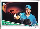 326 - Bryan Harvey by Foob's Baseball Cards