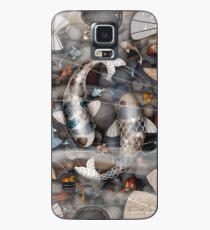 Koi Fish Pond Case/Skin for Samsung Galaxy