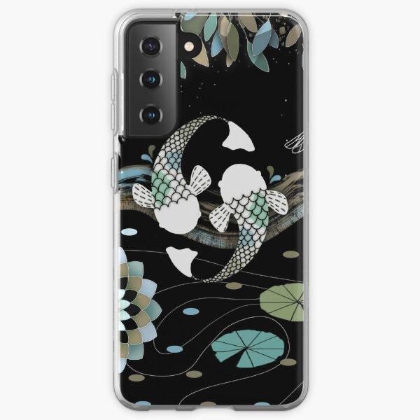 Lucky Koi Mandala Samsung Galaxy Soft Case