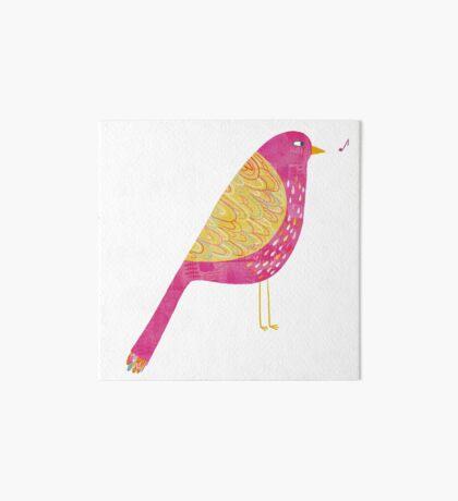 Sarcastic Bird Art Board