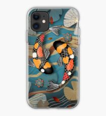 Koi Watergarden iPhone-Hülle & Cover