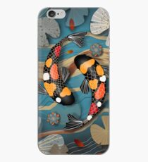 Koi Watergarden iPhone Case