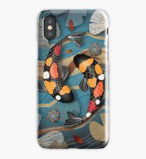 Koi Watergarden iPhone Case/Skin