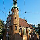 The Capuchin Church in Bydgoszcz Poland by Elzbieta Fazel