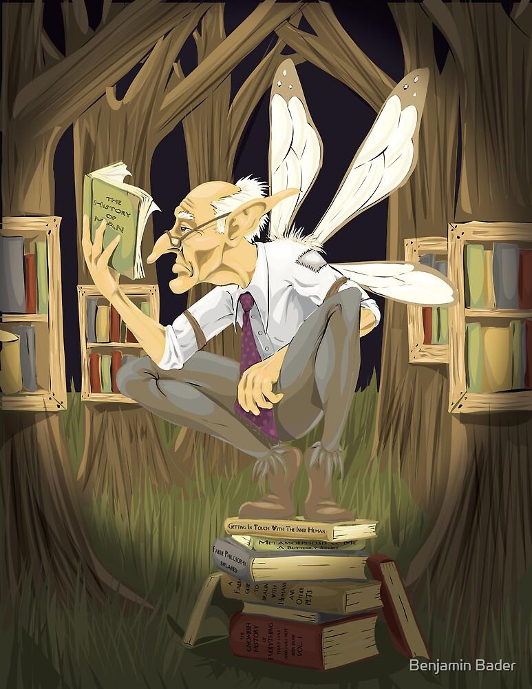 Faerie Philosopher by Benjamin Bader