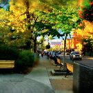 Avenue Cartier - Quebec City by Yannik Hay