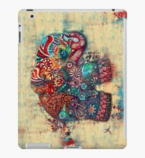 Vintage Elephant iPad Case/Skin