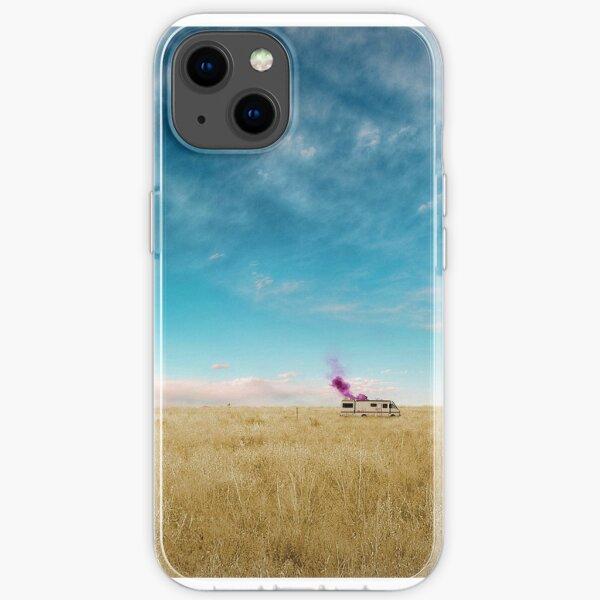 Breaking Bad Desert Funda blanda para iPhone